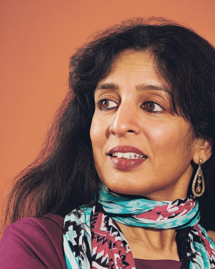 Jayshree ullal the CEO of Arista networks