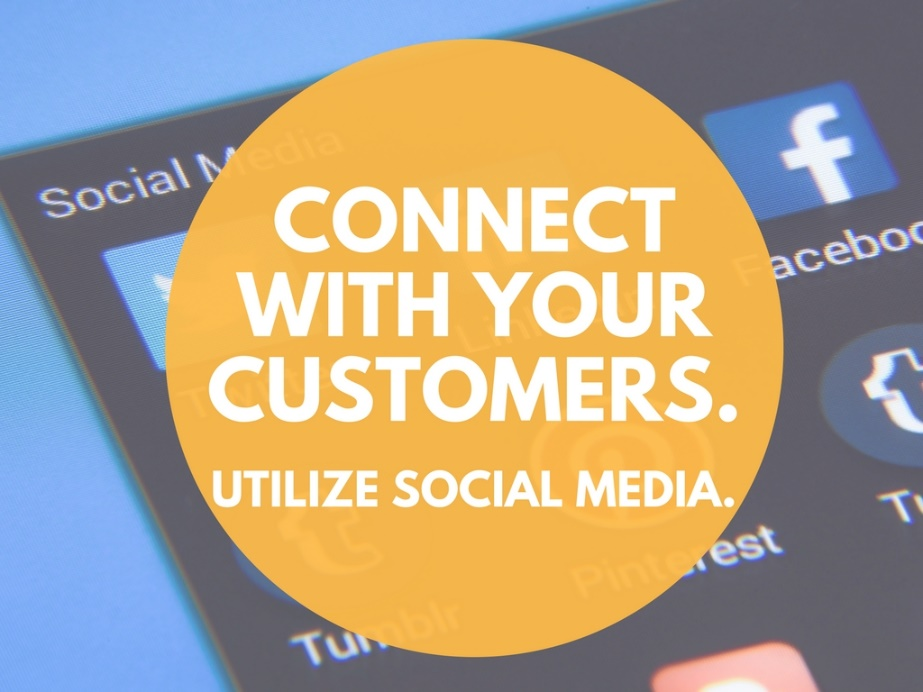 utilize social media and grow your business
